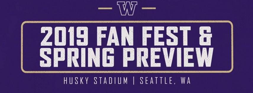2019 Fan Fest & Spring Preview