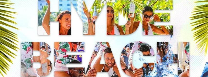SLS Passover Pool Party 4/22