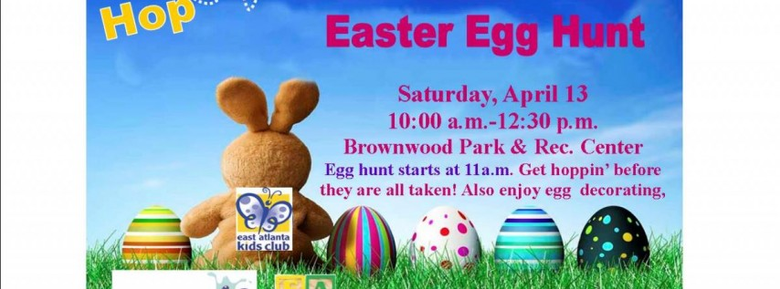 East Atlanta Easter Egg Hunt & Festival