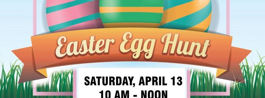Pritchard Easter Egg Hunt