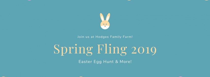 Spring Fling 2019 - Easter Egg Hunt & More!