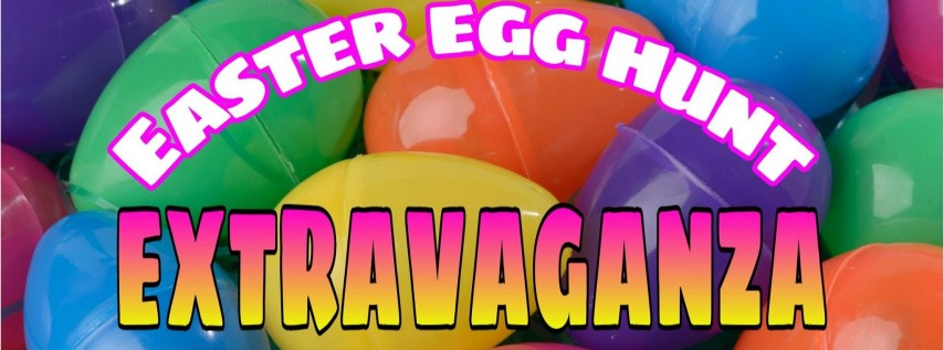 Easter Egg Hunt Extravaganza