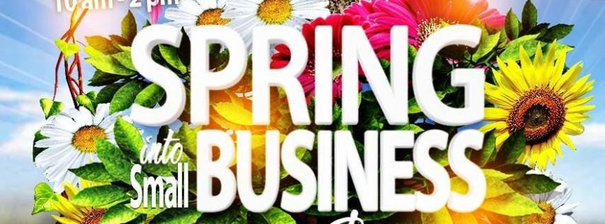 Spring into Small Business Bazaar
