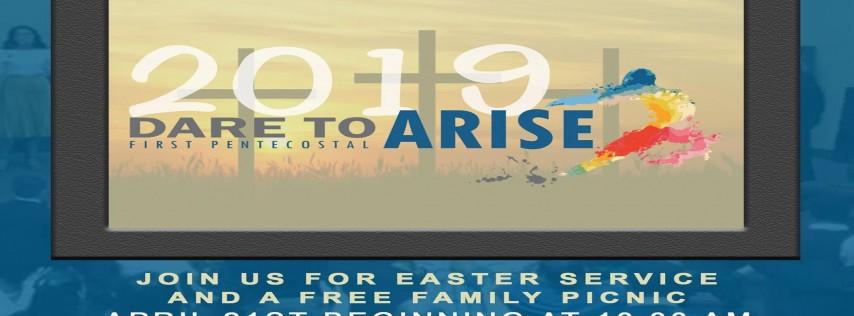Arise Easter Celebration