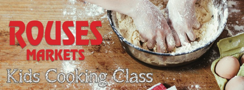 Kids Cooking Class with Chef Sally R29