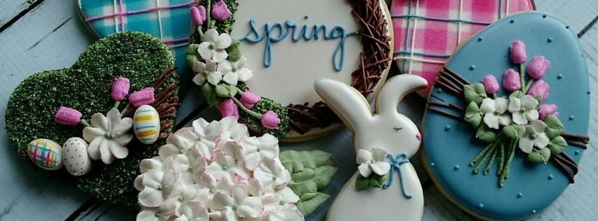 Intermediate Easter Cookie Decorating