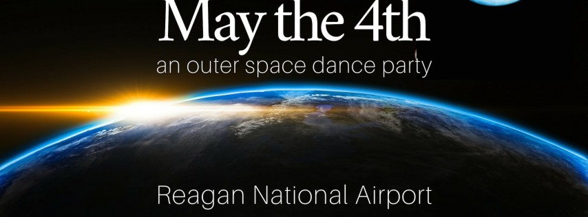 May the 4th DC | an outer space dance party