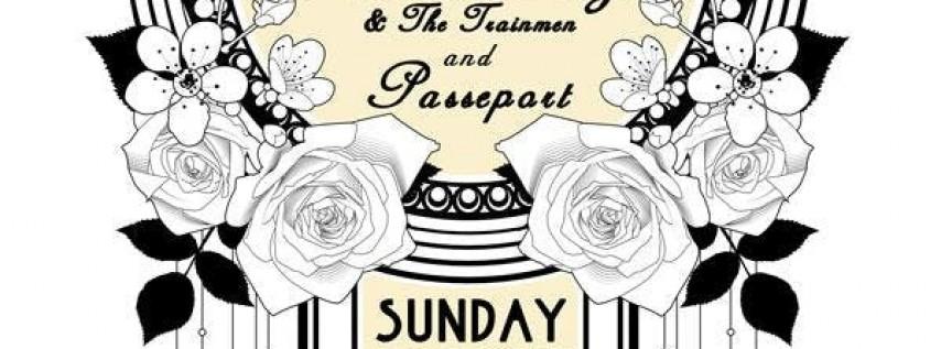 Rebecca Rego & The Trainmen (single release) w. Passeport