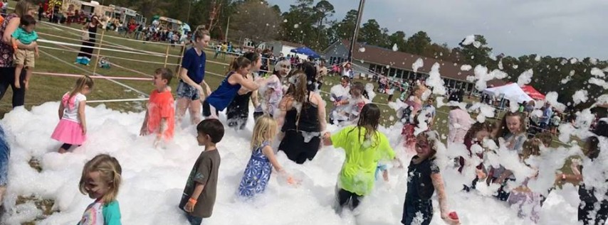 Newport Foam Party & Water War