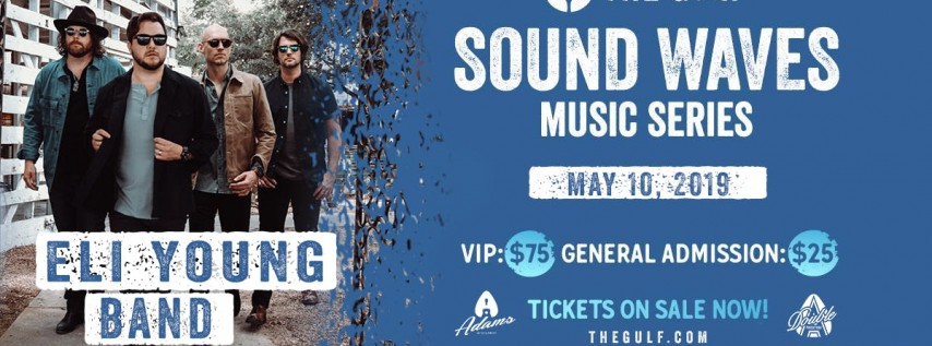 Sound Waves Music Series presents Eli Young Band