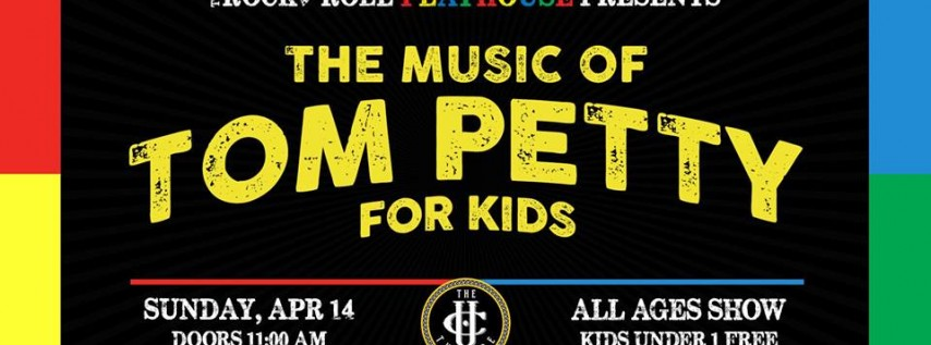 The Music of Tom Petty for Kids at The UC Theatre