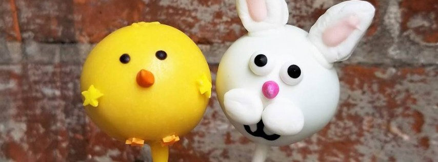 KIDS Easter Cake Pop Decorating Class