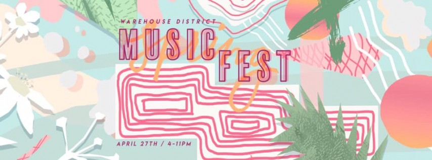 Warehouse District Spring Music Fest