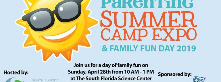 PB Parenting Summer Camp Expo