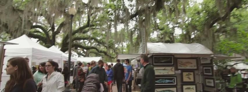 19th Annual Chain of Parks Art Festival