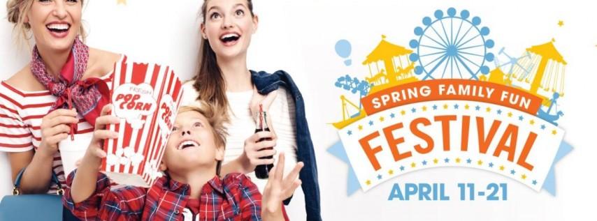 Spring Family Fun Festival