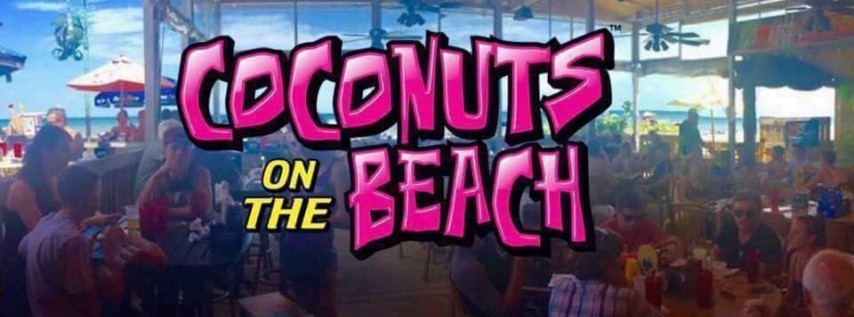 Rock n Reggae @ Coconuts on the Beach