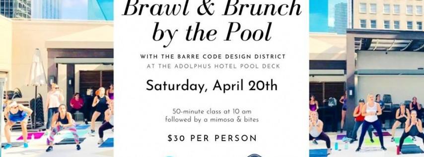 Brawl & Brunch by the Pool