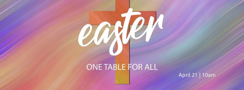 EASTER- ONE TABLE FOR ALL - Páscoa na Harvest Field