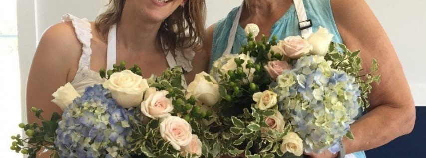 Mother's Day Blooms at Max Taps