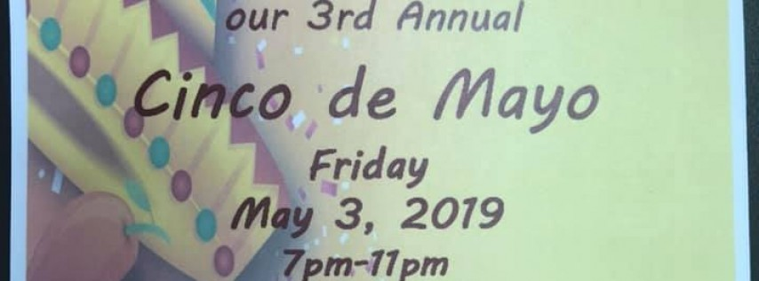 2019 Annual Cinco de Mayo Fiesta
