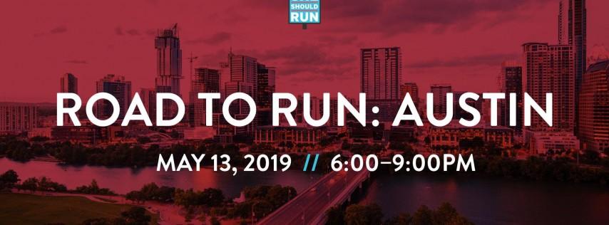 She Should Run presents Road to Run: Austin