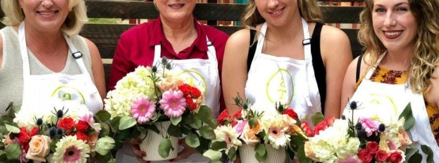 Mother's Day Bouquets at Four Pillars