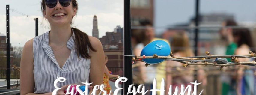 2019 Easter Egg Hunt at Rooftop Reds