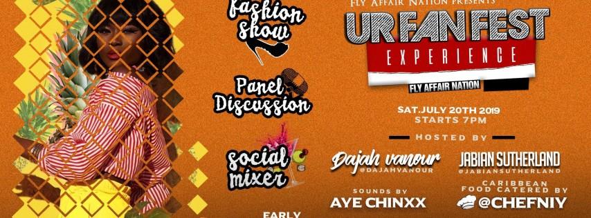 UR Fan Fest Fashion Show & Social Mixer