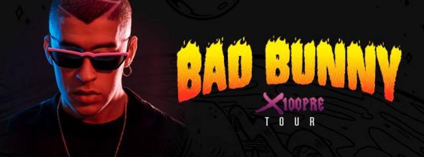 Bad Bunny - X 100Pre Tour