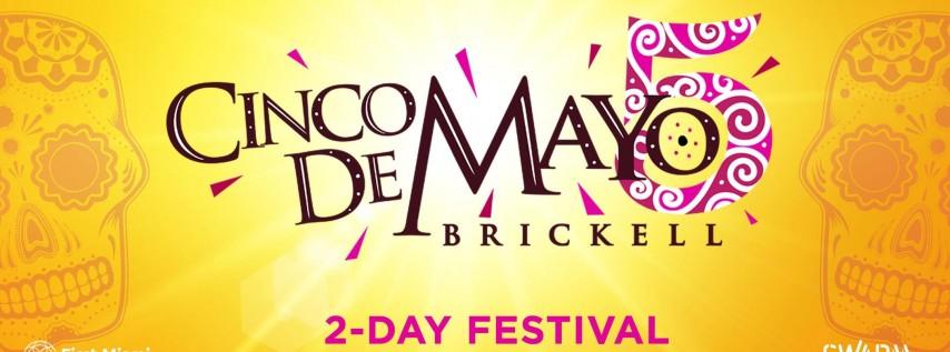 Cinco de Mayo Brickell Fiesta - 2019