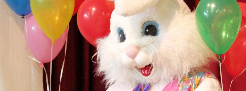 Free Easter Bunny Meet and Greet at The Farmer's Market