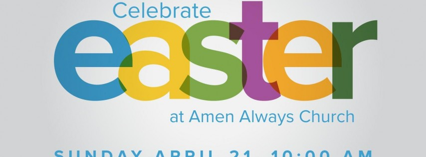 Easter Weekend Services - Good Friday & Easter Sunday