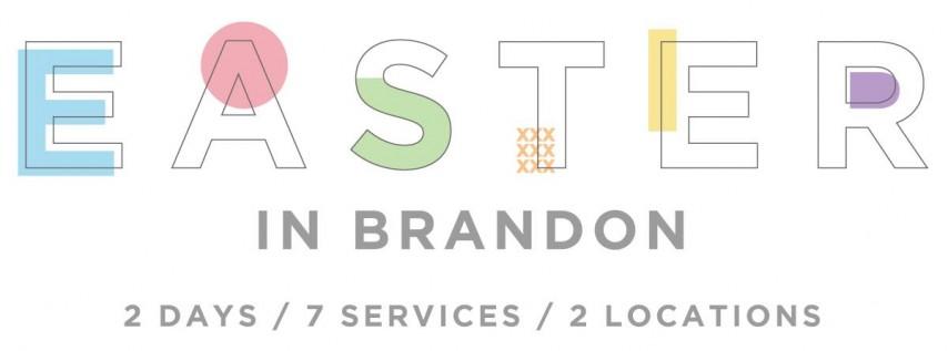 Easter In Brandon