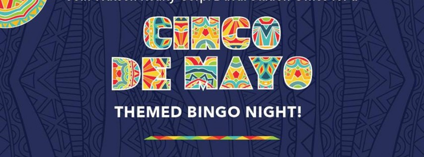 Cinco De Mayo Bingo Night