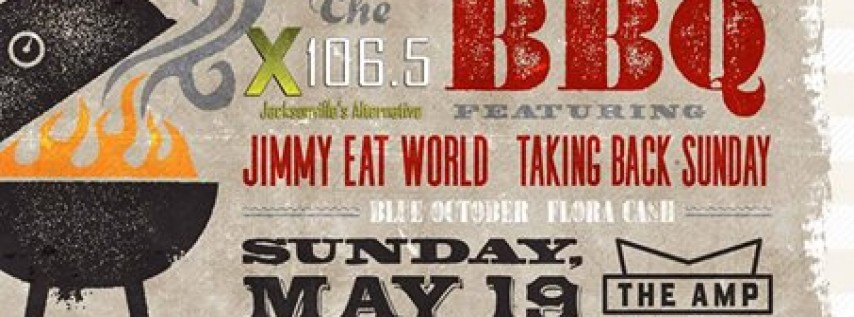 X106.5's BBQ with Jimmy Eat World, Taking Back Sunday and More