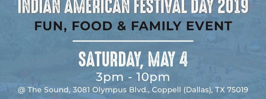 Indian American Festival Day - 2019