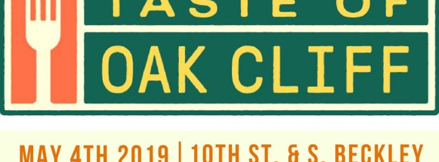 Taste of Oak Cliff 2019