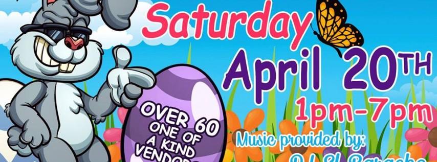 Deep Ellum Outdoor Market -Spring Fing 4/20!