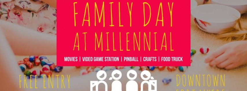 Family Day at Millennial