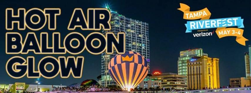 Balloon Glow at Tampa Riverfest 2019