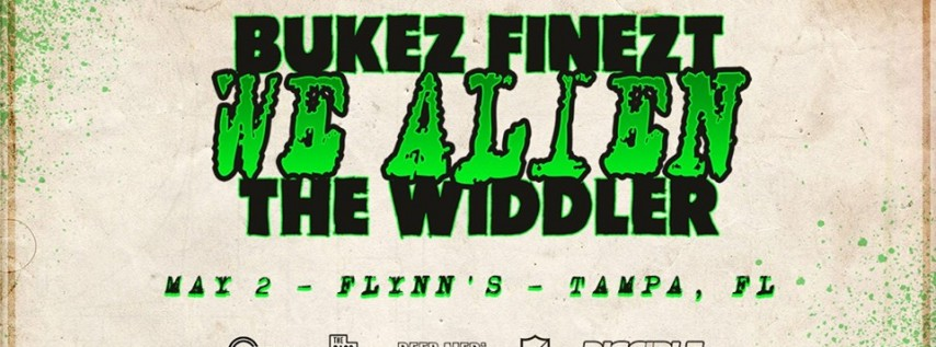 The Bassment: Bukez Finezt & The Widdler - Tampa