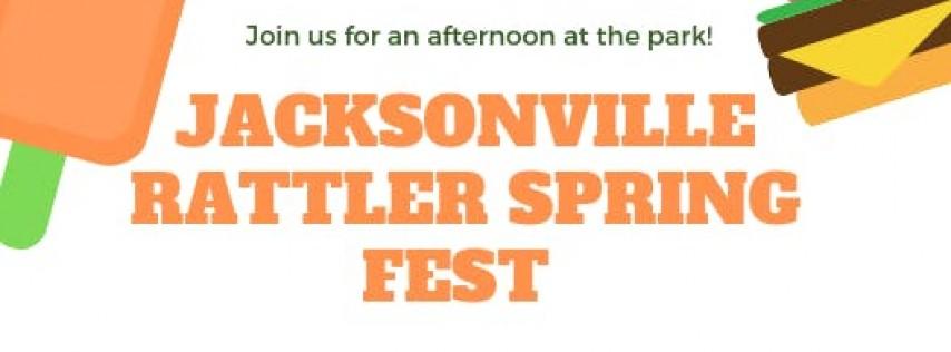 Jacksonville Rattler Spring Fest