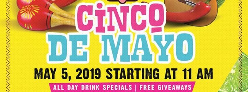Cinco De Mayo at Taco Daddy Cantina