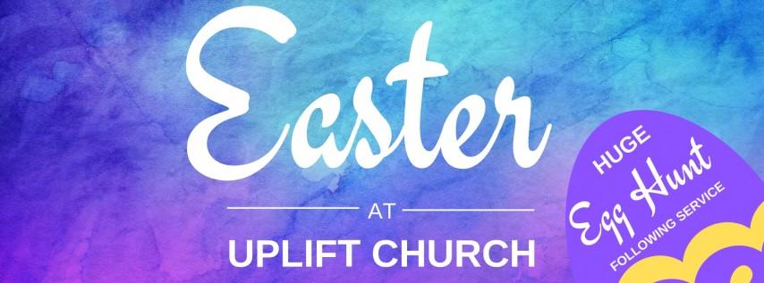 EASTER AT UPLIFT (5000 EASTER EGGS!!)