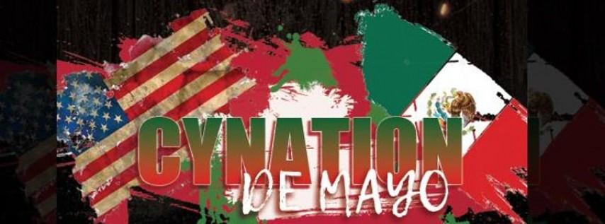 CYNATION SPORTS PRESENTS CYNATION DE MAYO