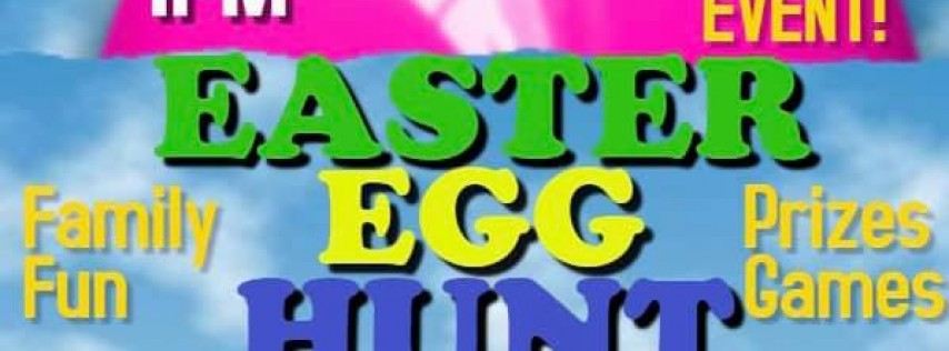 Easter Eggtranganza! Easter Egg Hunt & Games