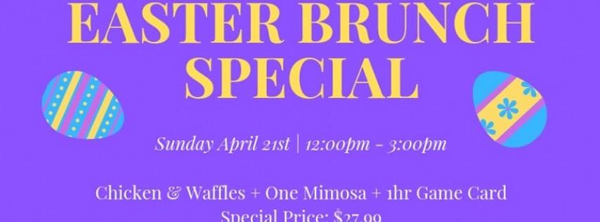 Fundimension Easter Brunch Special