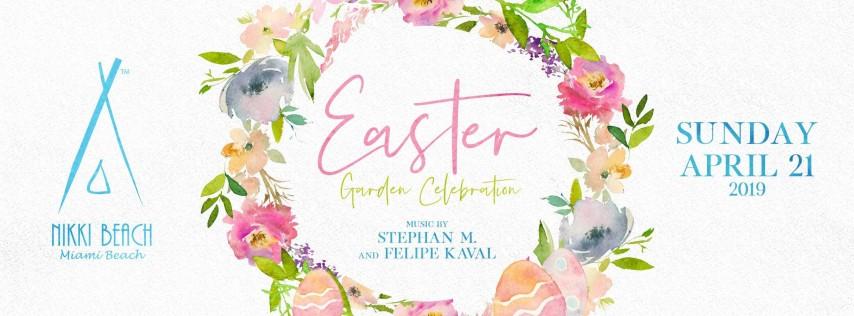 Easter Garden Celebration