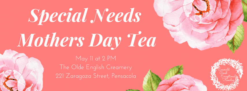 Special Needs Mother's Day Tea